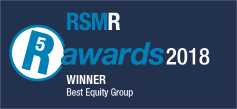Best Equity Group – RSMR 'R' Awards 2018